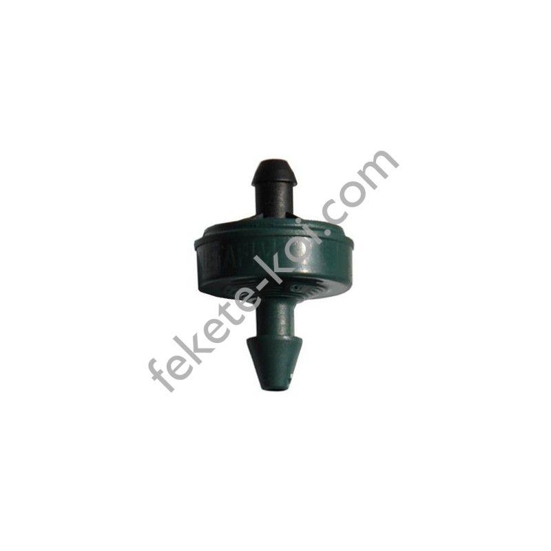 Netafim PCJ LCNL 3L/h nyomáskompenzált, öntisztító csepegtető gomba körmös (kék)
