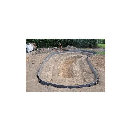 ECOLAT-TÓPEREM (műanyag)14 cm x 0,7 cm (1m)