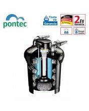 Pontec PondoPress 10000 UVC  Szett 11W UVC lámpával
