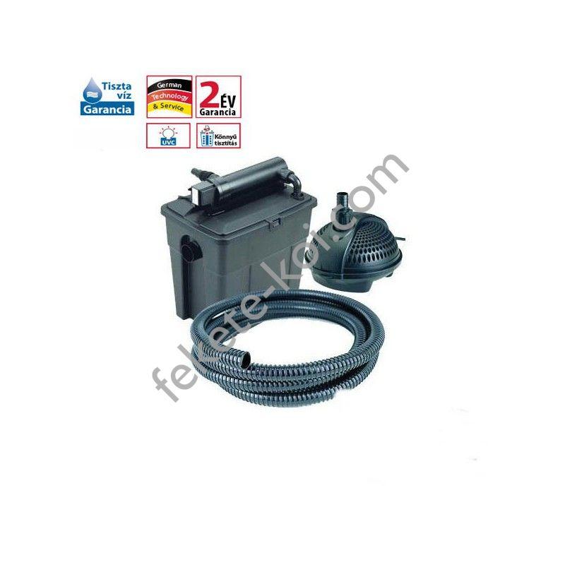 Pontec Multiclear 8000 Szett 11W UV-C lámpával