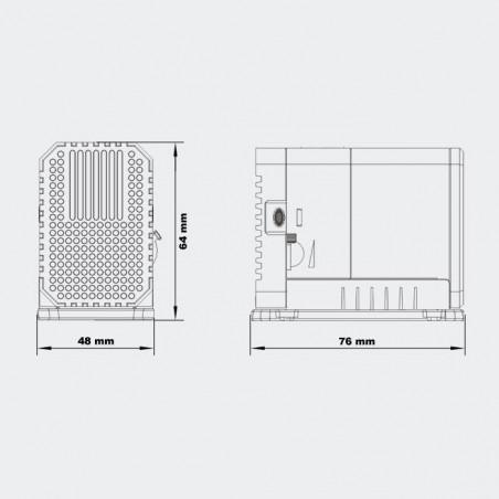 CHJ-600 Eco szivattyú (8w)