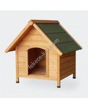 Lucfenyő kutyaház 82 x 100 x 86 cm (51149)