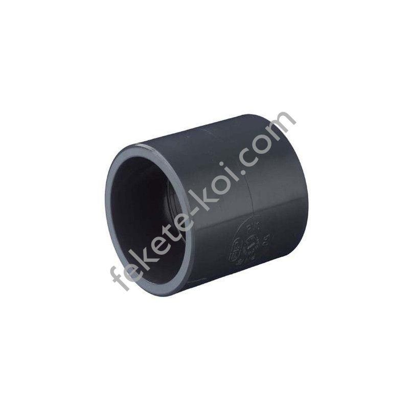 Pvc ragasztható nyomócső toldó 25 mm