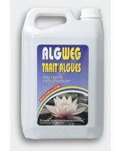 Velda Algen Weg folyékony fonalas algairtó koncentrátum 5L 50m3 vízhez