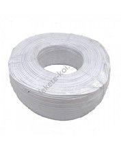 Kapillárcső PE 5/3 mm, fehér 500m/tekercs