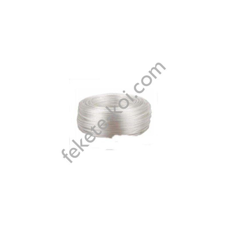 PVC levegő  cső 10 mm ( 1 m )