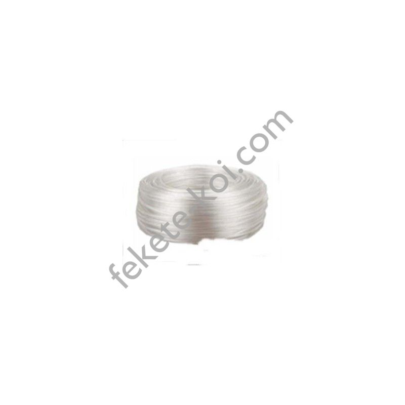 PVC levegő  cső 16 mm ( 1 m )