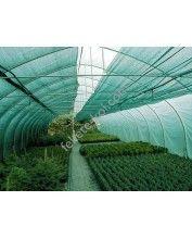 Árnyékoló háló, belátásgátló LIGHTTEX90 2 m x 50 m zöld