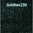 Árnyékoló háló, belátásgátló GOLDTEX230 1,8 m x 10 m zöld