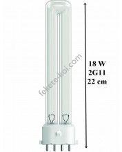Philips 2G11 (18W) UVC Izzó