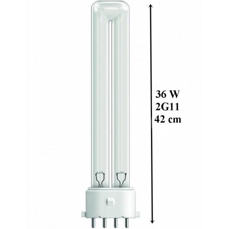 Philips 2G11 (36W) UVC Izzó