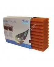 OASE BioSmart 18-36000 csere szűrőszivacs BioTec 5.1,10.1 (Piros)