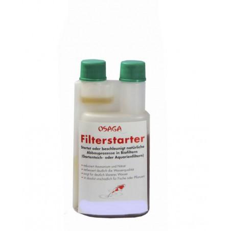 Osaga indító baktérium szűrő starter 100ml/5m3 vízhez