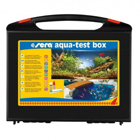 Sera aqua - komplett vízteszt box