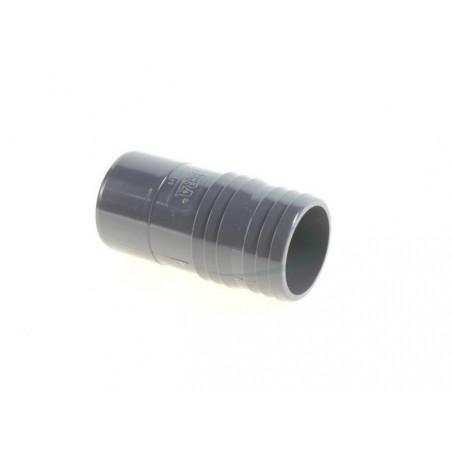 Osaga PVC tömlőcsatlakozó 25mm, ragasztható