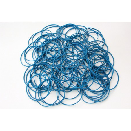 Erősített Tejgumi kék 1kg 1160db