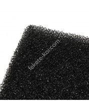 Fekete szűrőszivacs (50x50x5cm) PPI10