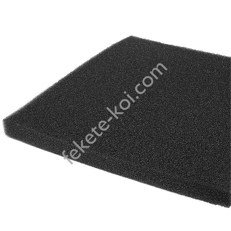 Fekete Szűrőszivacs (50x50x5cm) PPI30
