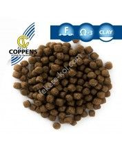 Coppens Grower magas proteintartalmú koi táp 3mm (15Kg-zsákos)