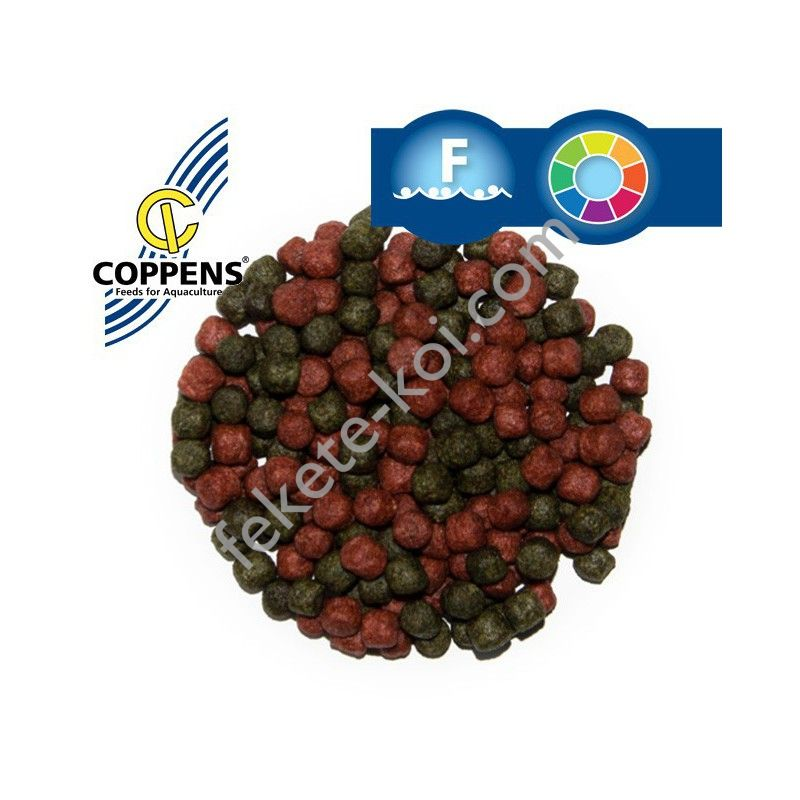 Coppens Duo Color haltáp 6mm (1kg zacskós)