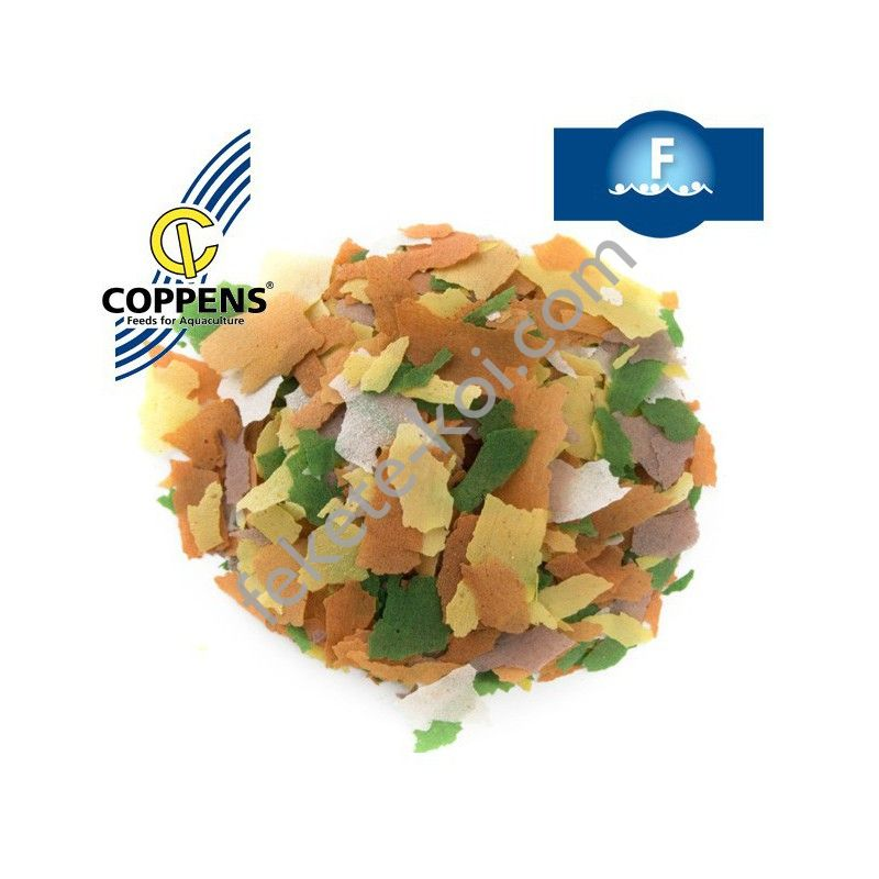 Coppens Multi Pond Flakes lemezes tavi haltáp 5000 ml
