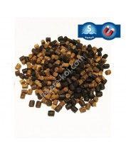 Tavi süllyedős haltáp mix 3mm (fekete-barna) (1Kg)
