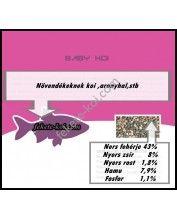 Bébi koi haltáp (1250ml)