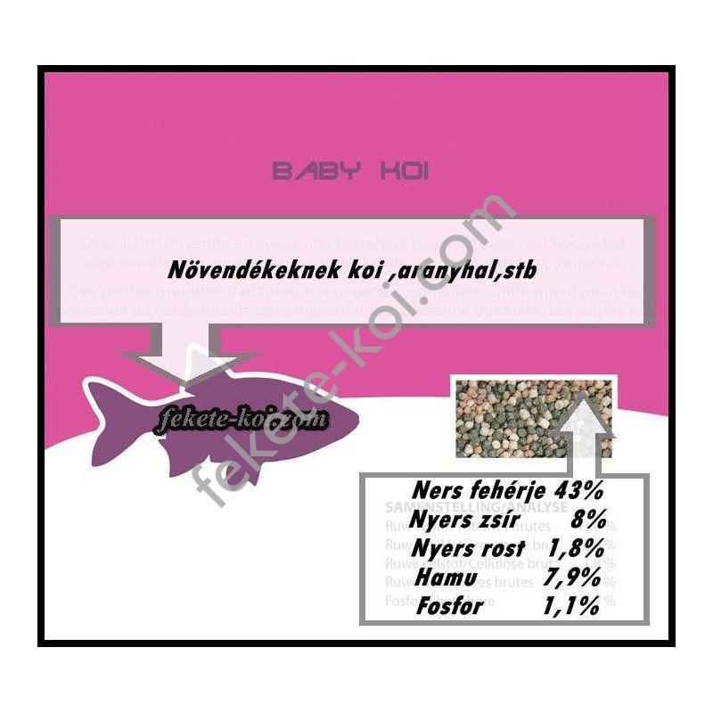Bébi koi haltáp ( 1250 ml )