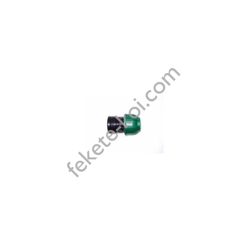 """MPE átmenet 40x5/4"""" tok x KM (zöld,10bar)"""