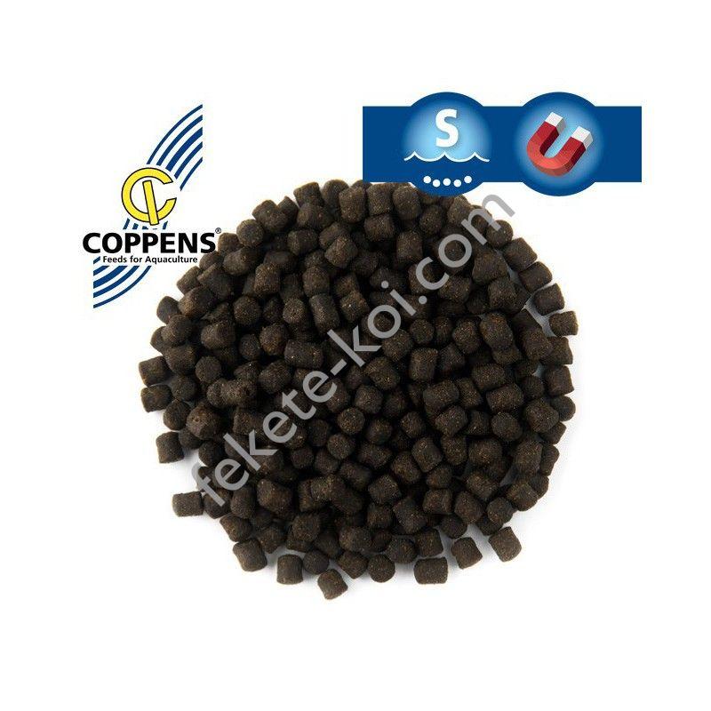 Coppens Premium Select süllyedős  tokhal táp 3mm (3Kg-vödrös)