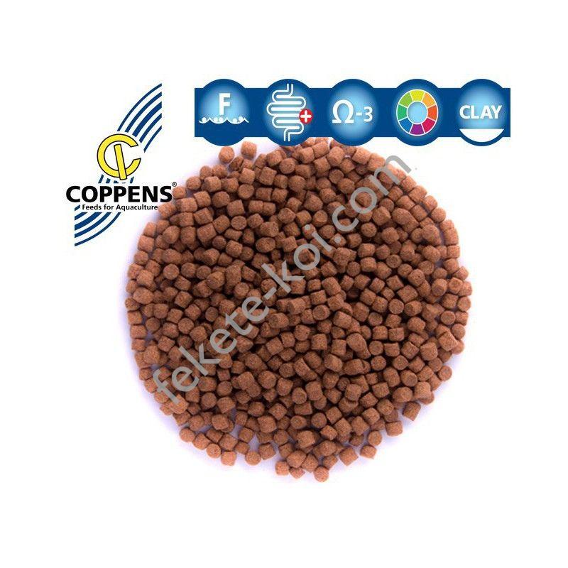 Coppens Orange növendék koi táp 3mm (1Kg-vödrös)