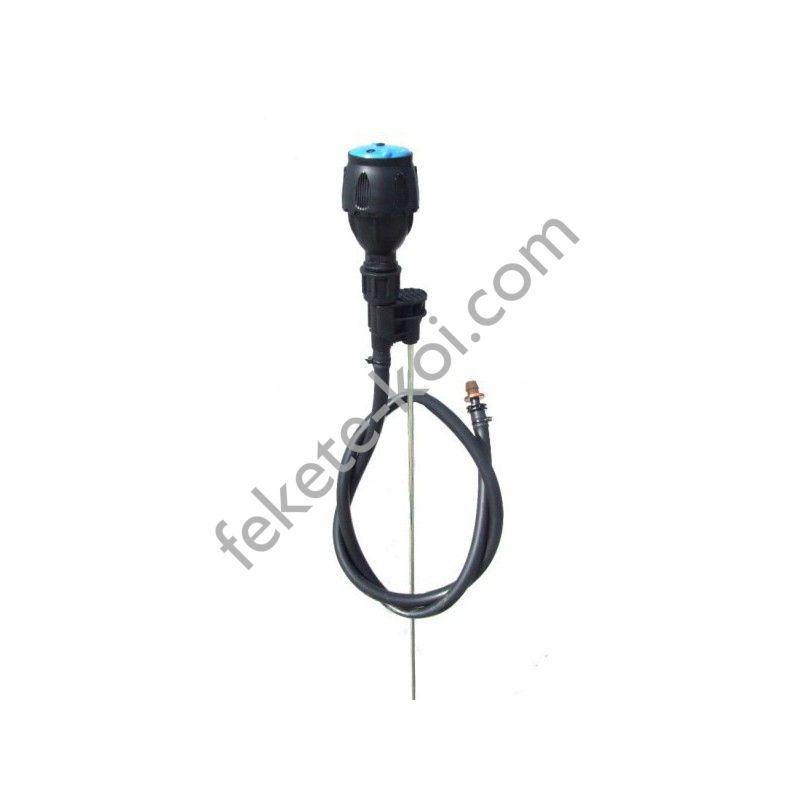 Netafim MegaNet mikro szórófej 130cm 8mm üvegszálas pálcával 12-es csővel
