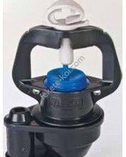2002 Aquasmart, nyomás komp., 28 l/h, kék rotor, szürke fúvóka, körmös csatlakozás