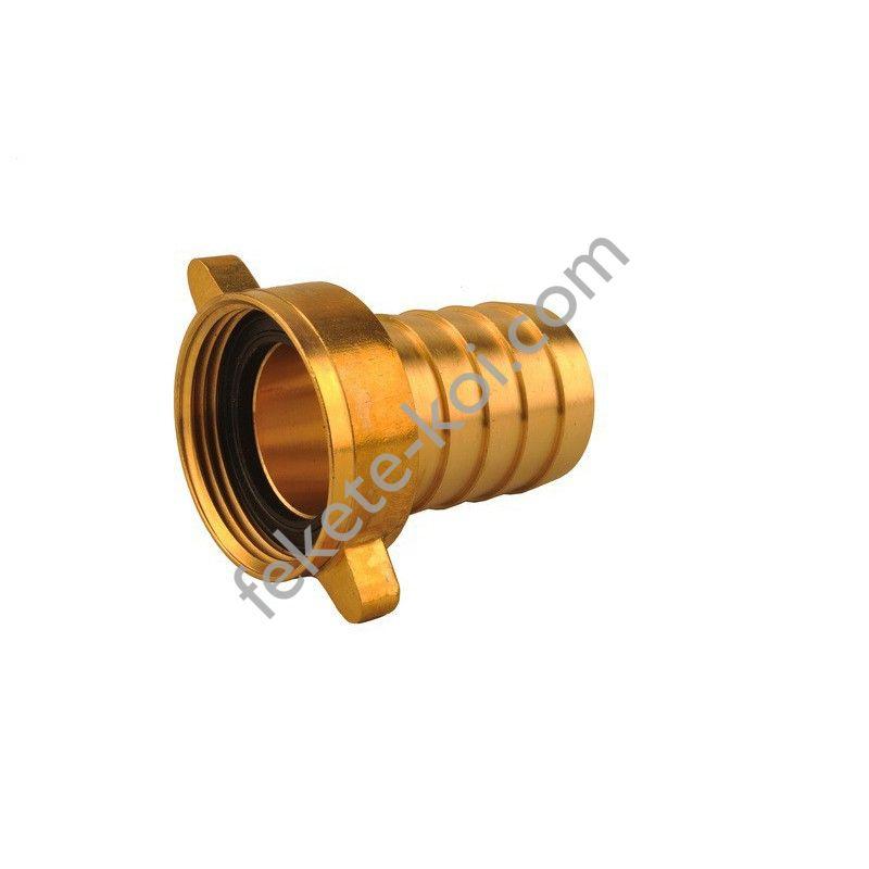 """Tömlőcsatlakozó réz 32mm 5/4"""" anyamenettel HN5001"""