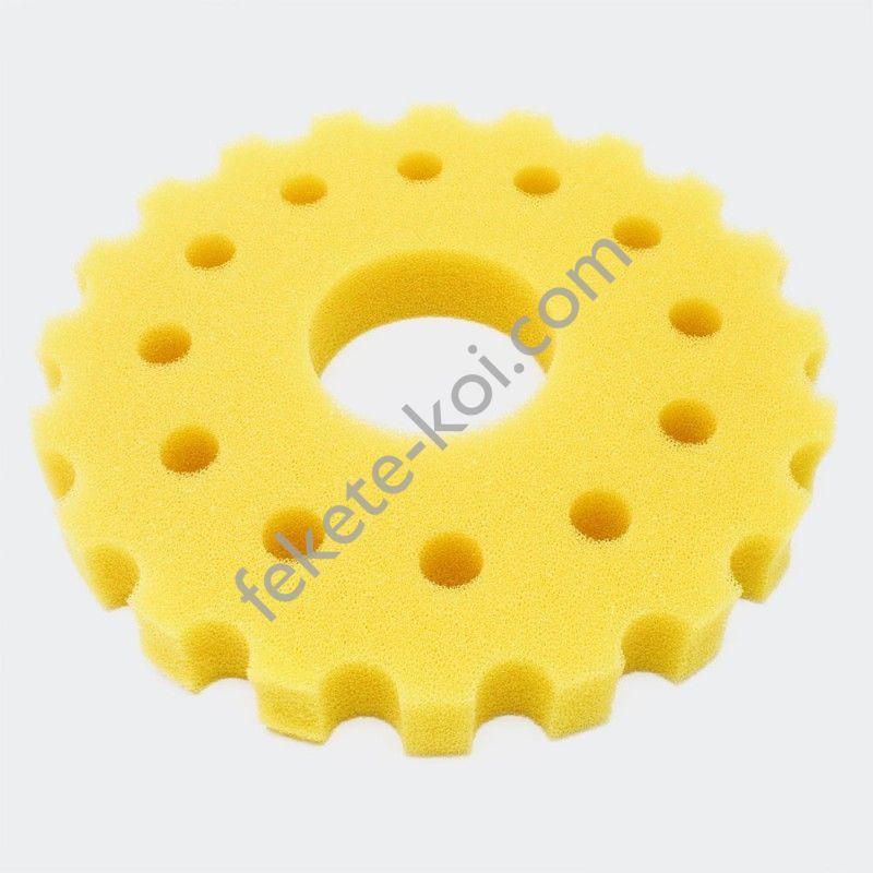 CPF és CPA 50000 nyomásszűrő csereszivacs sárga