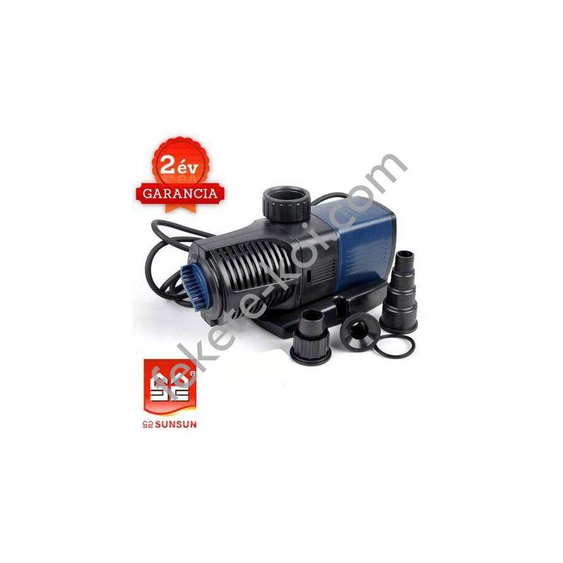 SunSun JTP 7000R kerti Tó szivattyú (50W) 7000L/óra , Hmax:4,4m