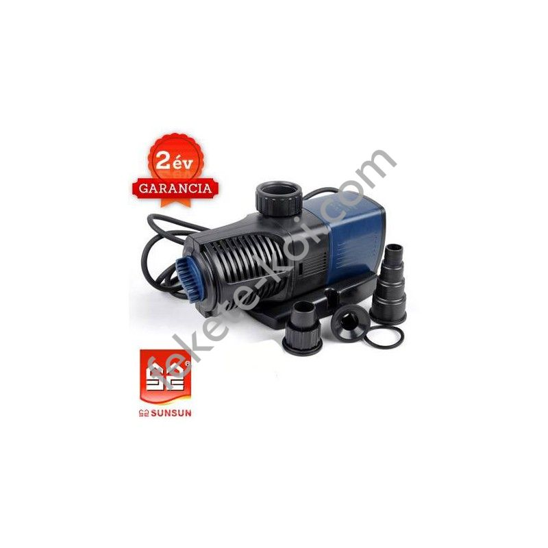 SunSun JTP 10000R kerti Tó szivattyú (80W) 10000L/óra , Hmax:6m