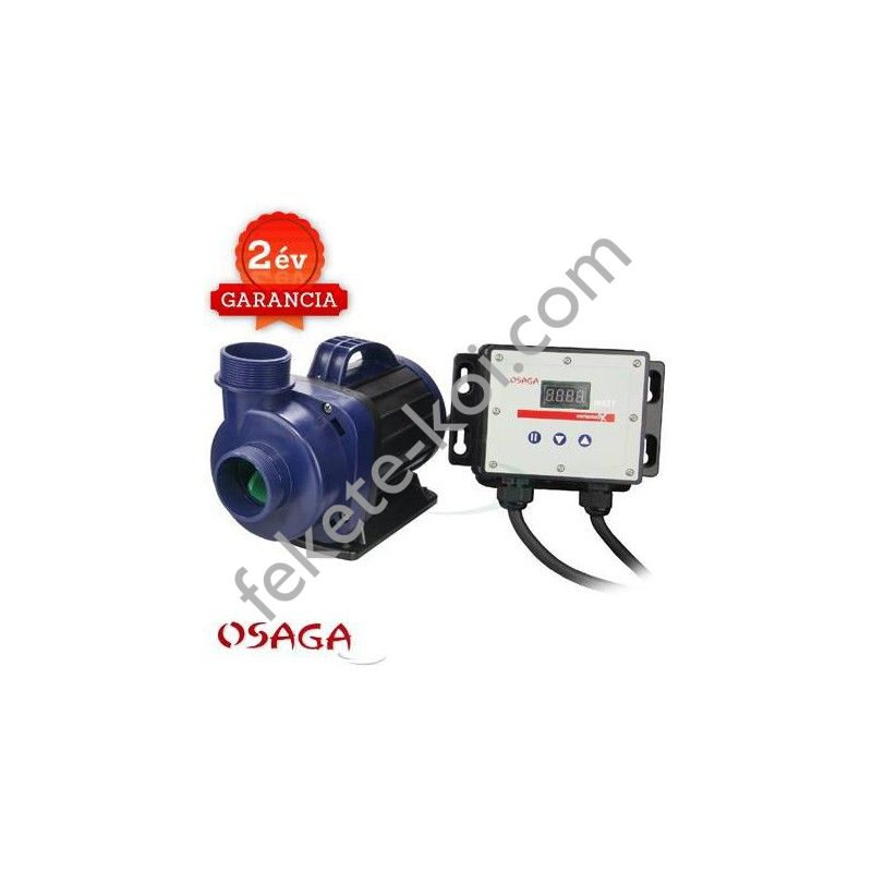 Osaga OHE-30000 állítható teljesítményű tószivattyú (116-385W)
