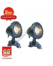 HQD-352B víz alatti világítás (2x20W)