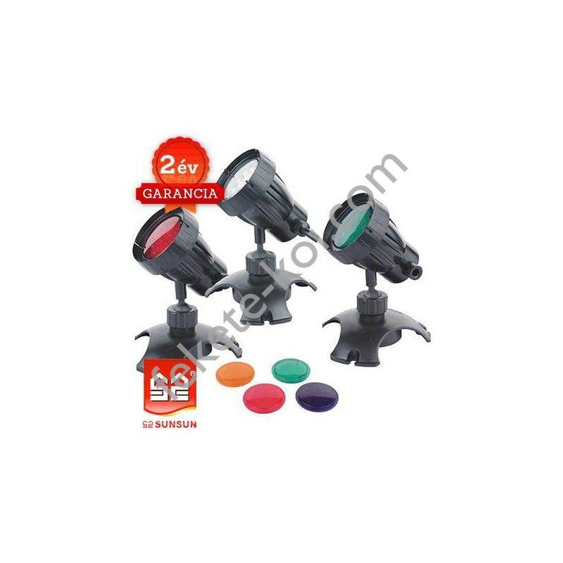 CLD-301 Ledes tavi világítás készlet (3W) (3x12Led)