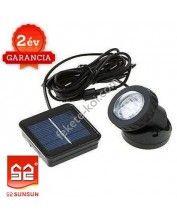 Solar Lámpa 1db-os (Melegfehér fényű)