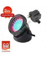 SunSun QL34-60C (RBW) víz alatti világítás (3,6W) (60Led)