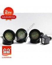SunSun QL34-40R/Y1TO3 víz alatti világítás (3x40LED) (12W)