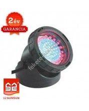 SunSun QL34-40R/Y víz alatti világítás (40LED) (4W)