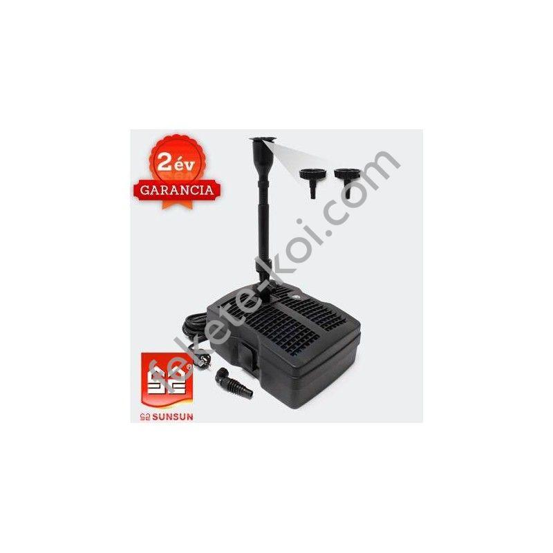 SunSun CUF-6000 3 funkciós tavi szett 45W - 9W UV-C (2500L/h)