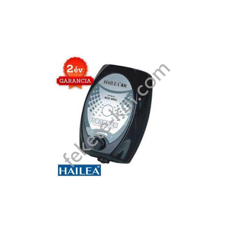 Hailea ACO- 6602 akváriumi levegőztető (2,5W) (240L/h)