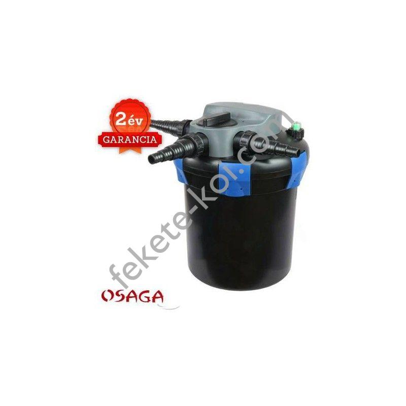 Osaga ODF 9000 nyomásszűrő 11W UVC lámpával
