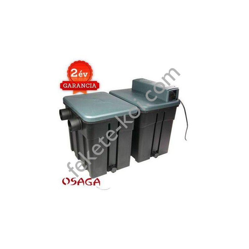 Osaga OTF16001 Kerti tó átfolyós szűrő  beépített 18W UV-C lámpával
