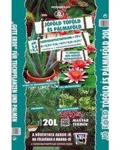 Vízi növény és tavirózsa föld 20L