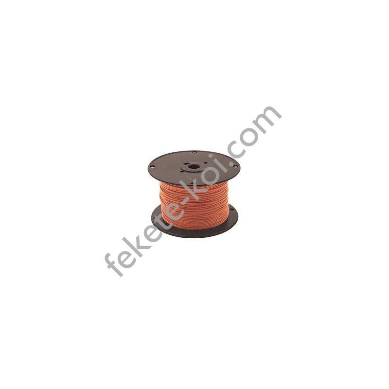 Vezérlőkábel 7x0.8mm2 tömör réz - Egység ár: Ft/m
